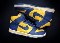 "NIKE DUNK HIGH VNTG QK ""MICHIGAN"" (2008) - ATLAS"