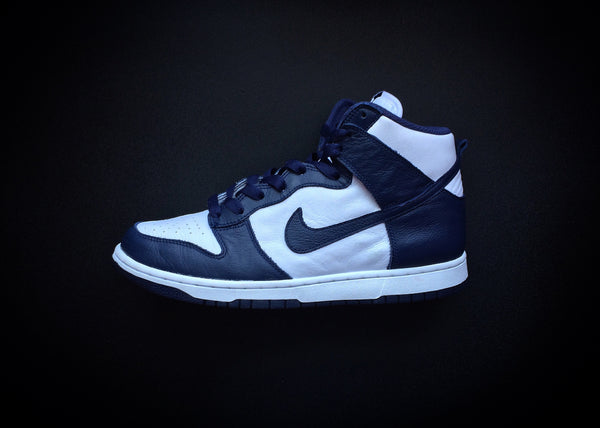 "NIKE DUNK HIGH RETRO QS ""VILLANOVA"" (2006) BE TRUE TO YOUR SCHOOL"