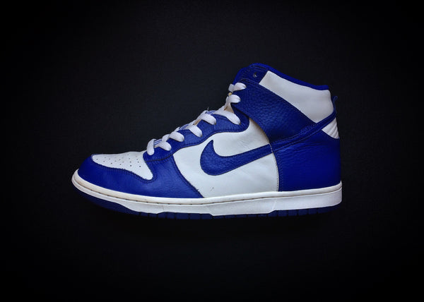 "NIKE DUNK HIGH COLLEGE PACK ""DUKE UNIVERSITY"" (2012)"