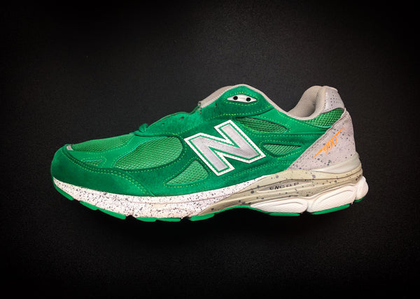 "NEW BALANCE 990v3 ""BOSTON MARATHON - ST.PATRICK'S DAY"" (2014)"
