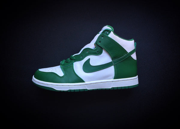 "NIKE DUNK HIGH ""CELTICS"" (2002) - ATLAS"