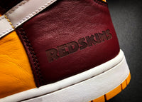 "NIKE DUNK HIGH ID ""WASHINGTON REDSKINS"" (2012) - ATLAS"