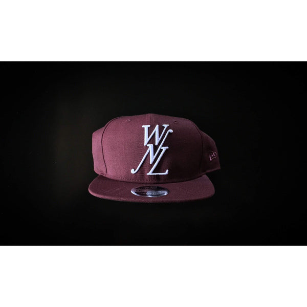 "PUBLIC SCHOOL NYC WOOL-KNIT BASEBALL SNAP BACK ""WNL"" - ATLAS"