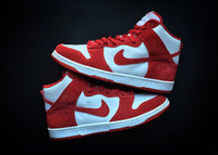 "NIKE DUNK HIGH PRO SB ""ST. JOHNS"" (2005) - ATLAS"