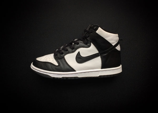 "NIKE DUNK HIGH ID ""BLACK/WHITE"""