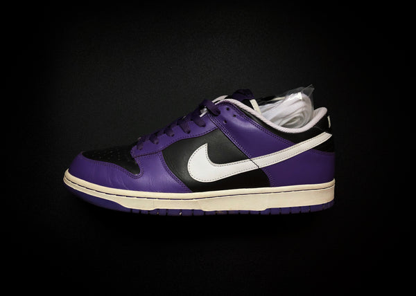 "NIKE DUNK LOW ""VARSITY PURPLE"" (2005)"