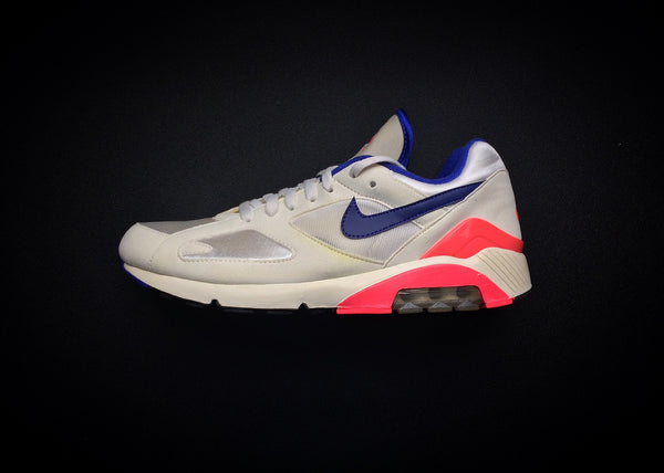 "NIKE AIR MAX 180 OG ""ULTRAMARINE"" (2012) - ATLAS"