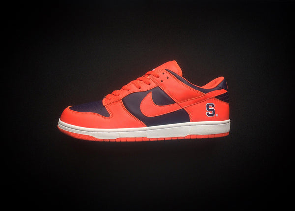 "NIKE DUNK LOW ID ""SYRACUSE EDITION"" (2017)"