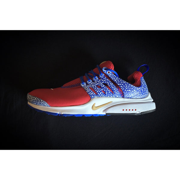 "QS NIKE AIR PRESTO LOW ""SAFARI PACK"" - ATLES"