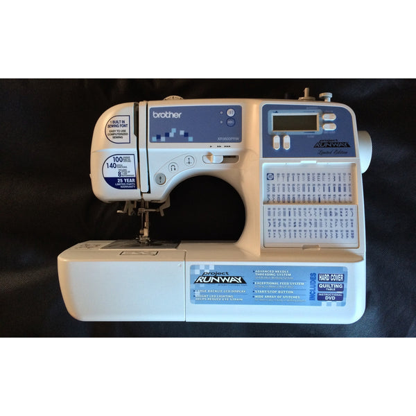 BROTHER XR9500PRW PROJECT RUNWAY LE SEWING MACHINE - ATLAS