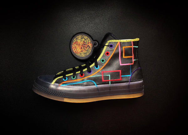 "CONVERSE CHUCK TAYLOR ALL STAR 70s HI ""CHINESE NEW YEAR"" (2020) - ATLAS"