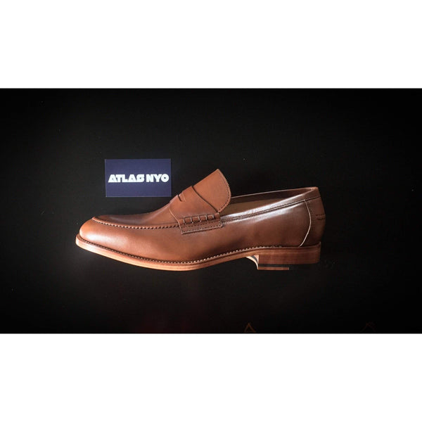 BANANA REPUBLIC CYRUS DOUBLE WELTED LOAFERS - ATLAS