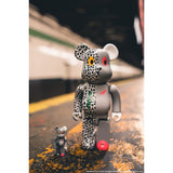 STAPLE x ATMOS x MEDICOM TOY 400% & 100% BEARBRICK SET - ATLAS