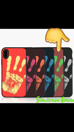Simi GreenCase - Premium Case with Feelings - Special edition