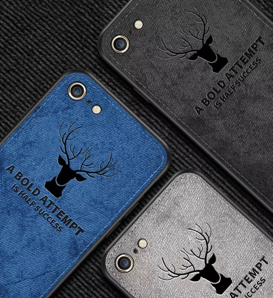 Deer Leather Cases