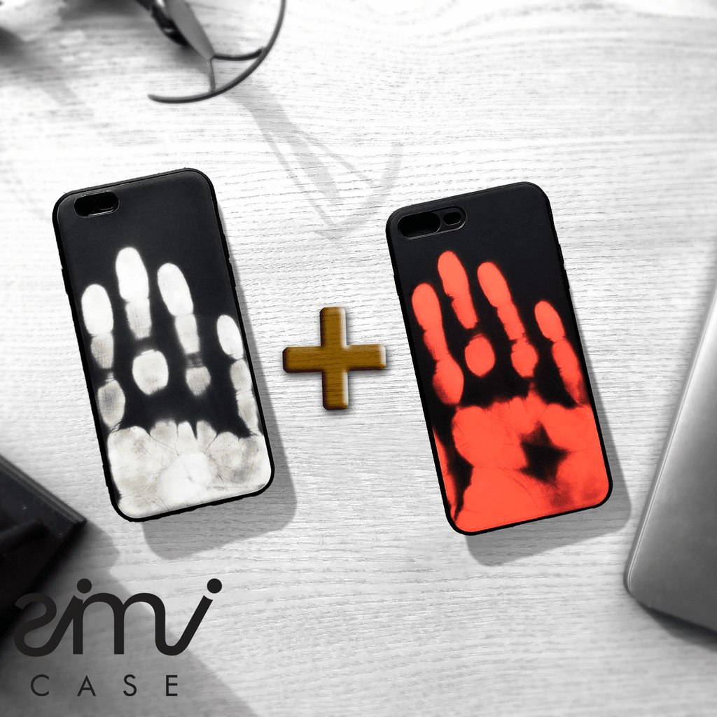 simicase.com Phone cases Simi Air & Fire Case Duo Pack