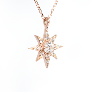 north star rose gold