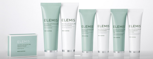 Elemis Luxury Brand Toiletries Swiss Trade