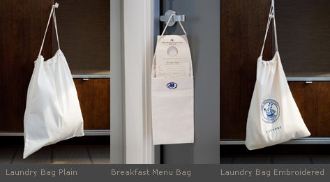 In-Suite Laundry Bags