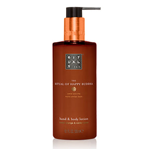 The Ritual of Happy Buddha - Hand & Body Lotion 300ml