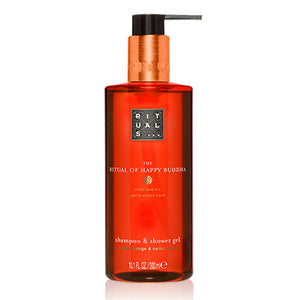 The Ritual of Happy Buddha - 2 in 1 Hair & Body Wash 300ml