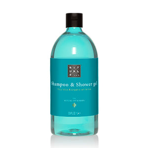 The Ritual of Karma - Hair & Body Wash Refill 1L