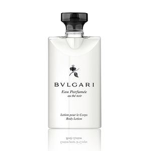 BVLGARI Black Tea Body Lotion, 75ml