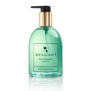 BVLGARI Green Tea Hand Soap Dispenser, 300ml