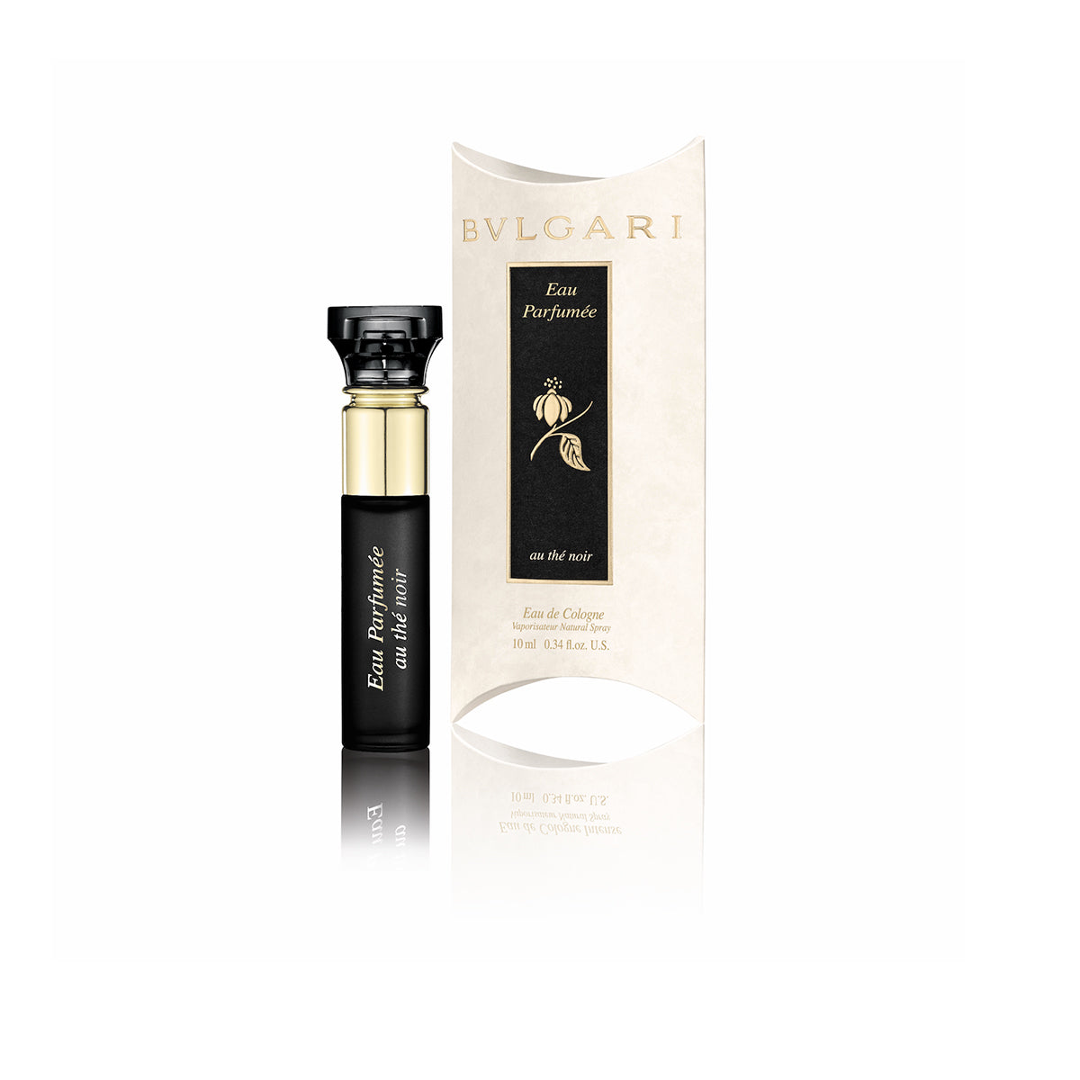 BVLGARI Black Tea Eau de Cologne Spray, 10ml