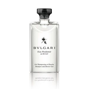 BVLGARI Black Tea Shampoo & Shower Gel, 40ml