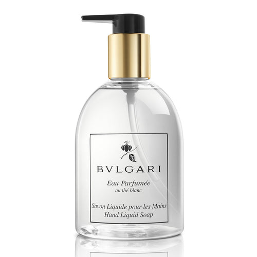 BVLGARI White Tea Hand Soap Dispenser, 300ml