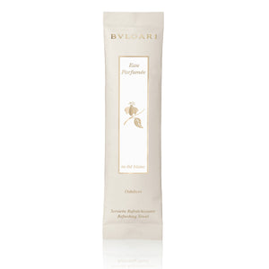 BVLGARI White Tea Oshibori Refreshing Towel