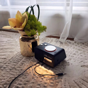 Homtime Bluetooth Alarm Clock