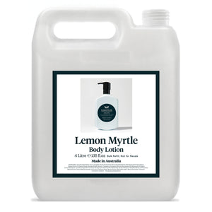 Leif Lemon Myrtle Body Lotion, 4L
