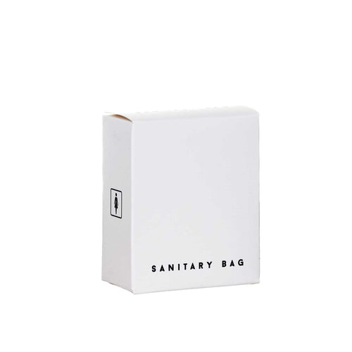 Sanitary Bag - in card pack
