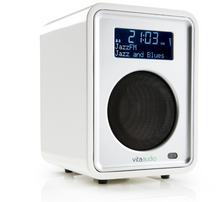 RUARK Compact Audio System R1mk3 - Soft White Lacquer