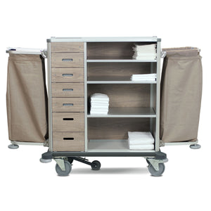 Atlas 1200 Housekeeping Trolley