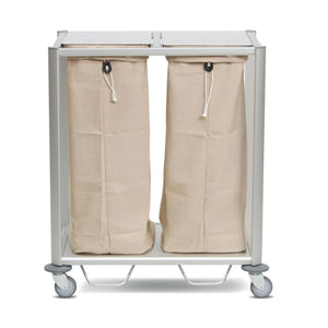 Protea 80 Duo Laundry & Cleaning Trolley