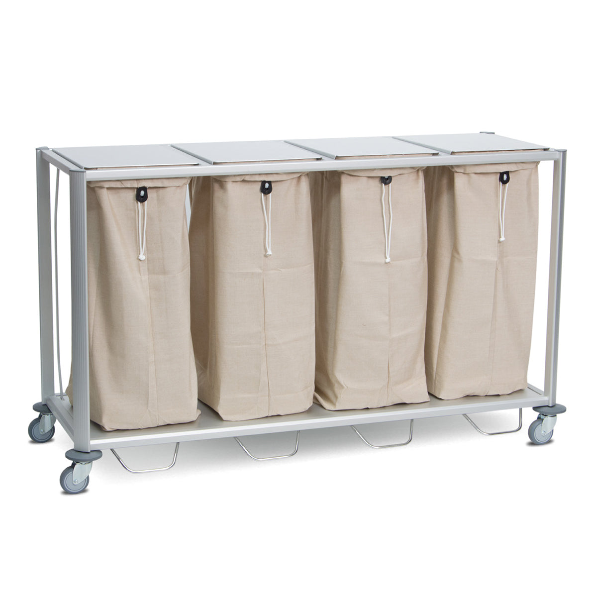 Protea 80 Quattro Laundry & Cleaning Trolley