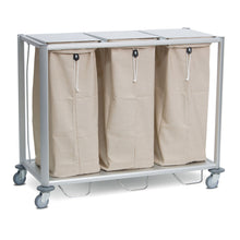 Protea 80 Trio Laundry & Cleaning Trolley