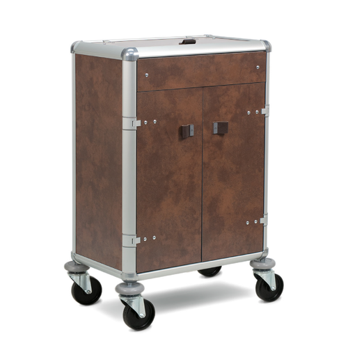 Lugano 650 Minibar Restocking Trolley