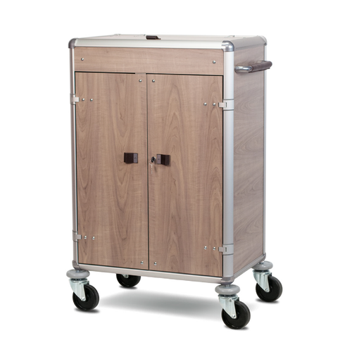 Lugano 800 Minibar Restocking Trolley
