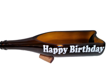 Happy Birthday Gifts - Personalized Wine Bottle Planter (empty)
