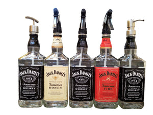 Jack Daniels Soap Dispenser - Whiskey Lover Gift - Use for Dish Soap or Hand Soap Dispenser