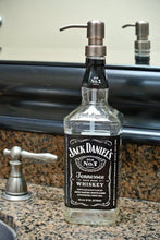 Jack Daniels Whiskey Soap Dispenser - Bathroom Soap - Kitchen Soap Dispensers