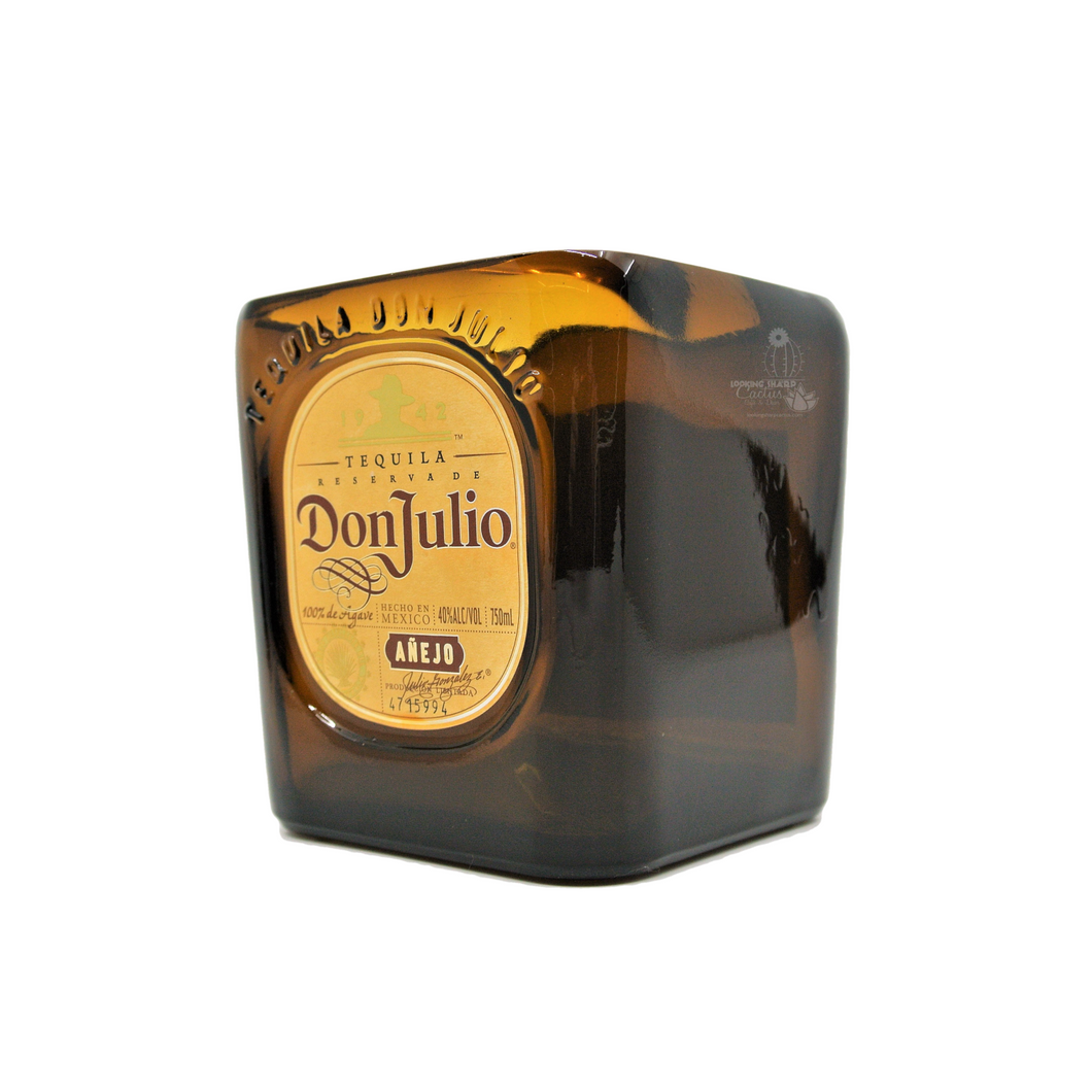 Don Julio Anejo Vase - Centerpiece