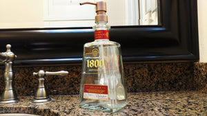 Tequila Reserva 1800 Reposado Soap Dispenser