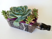 Custom Whiskey Gifts - Select a bottle - planter, vase, lighting