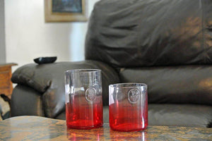 low ball glasses
