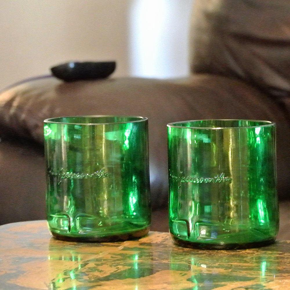 2 Jameson Whiskey Glasses